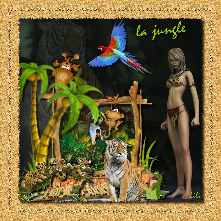 la jungle 2