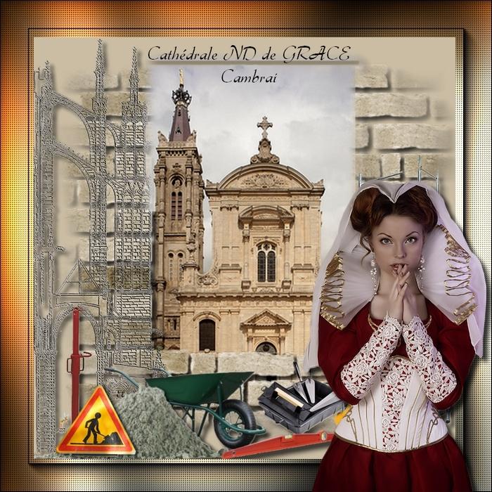 cathedrale de cambrai